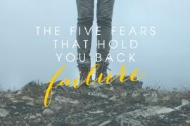 5-fears-failure