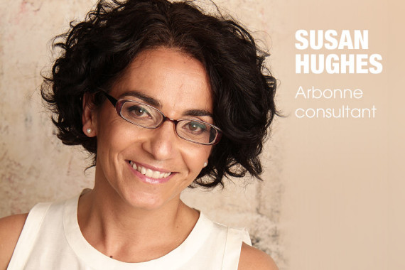 Interview with :   Susan Hughes, Arbonne Consultant
