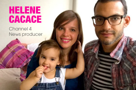 Channel-4-News-producer-Helene-Cacace