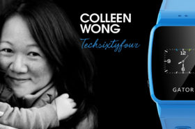 Colleen-Wong-inventor-of-the-Gator-watch