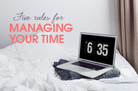 Five-rules-for-managing-your-time