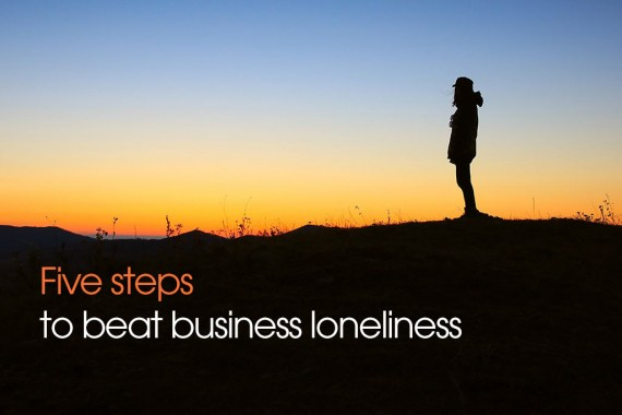 Five-steps-to-beat-business-loneliness