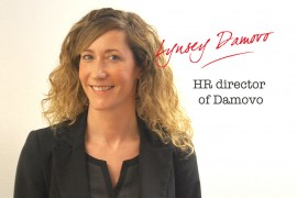 HR-director-of-Damovo-Lynsey-Tucker