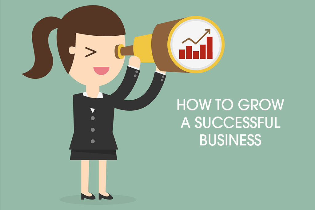 How to grow a successful business beyond the startup stage talented ladies club - Successful flower growing business ...