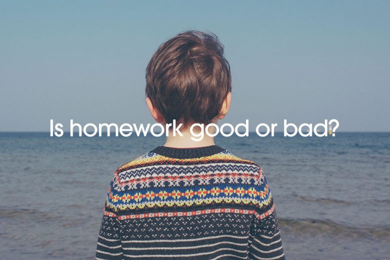 Homework: The Good, The Bad and The Unknown