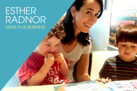 Mum-Plus-Business-founder-Esther-Radnor