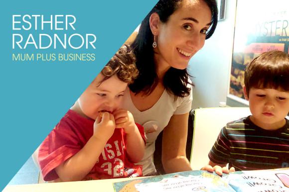 Mum-Plus-Business-founder-Esther-Radnor