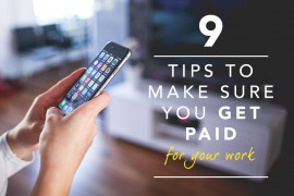 Nine-tips-to-make-sure-you-get-paid