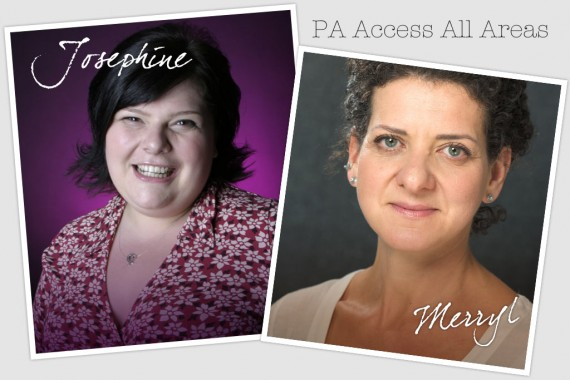 Interview With :    Celebrity Personal Assistants Merryl and Josephine