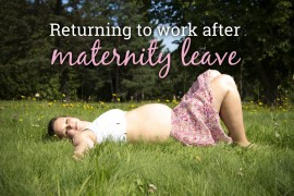 Returning-to-work-after-maternity-leave