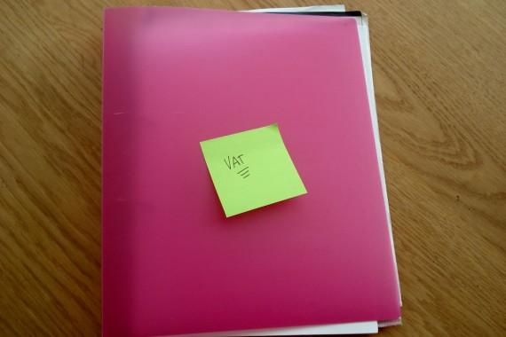 VAT-folder
