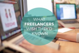 Video-what-freelancers-wish-theyd-known
