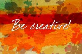 be_creative