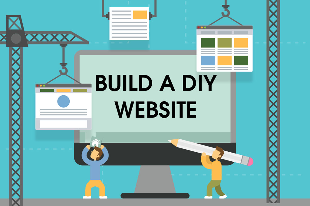 how to build a website business plan