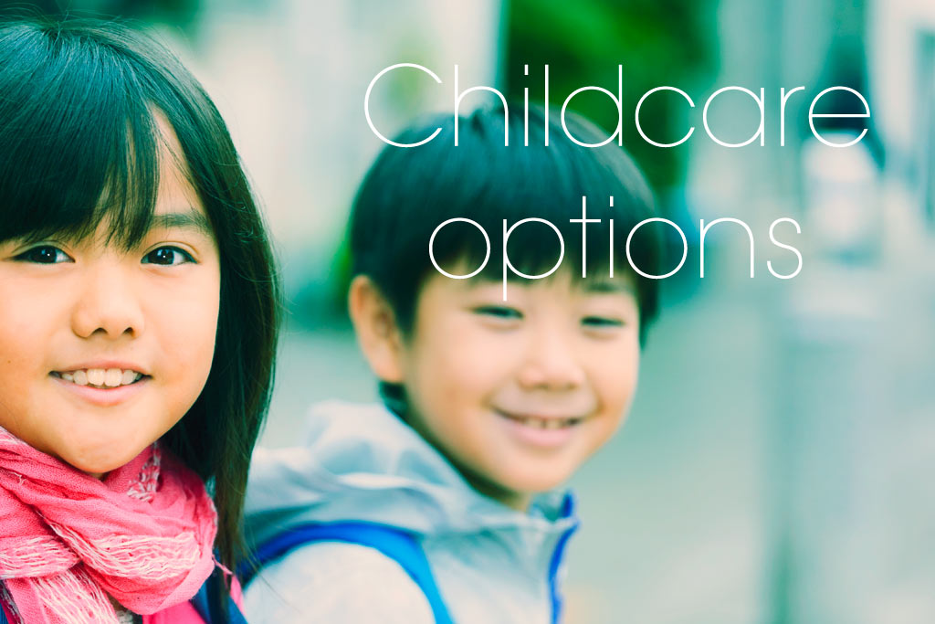 Picked child development as a option?