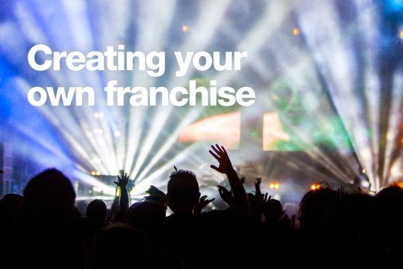 how to create a franchise uk