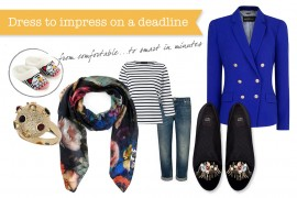 deadline-dressing