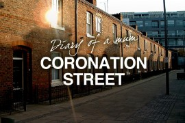 diary of a mum - coronation street