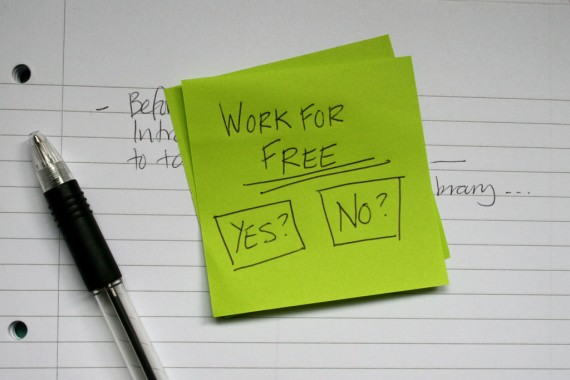 freelance-work-for-free
