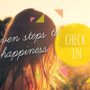 happiness-check-in