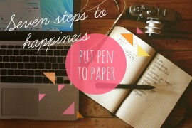 happiness-pen-to-paper