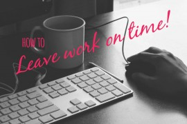 leave-work-on-time