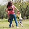 mum-kids-playing
