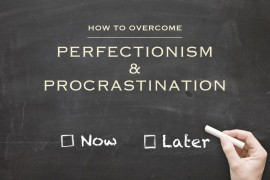 perfectionism-proctastination