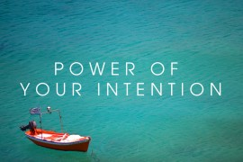 power-of-your-intention