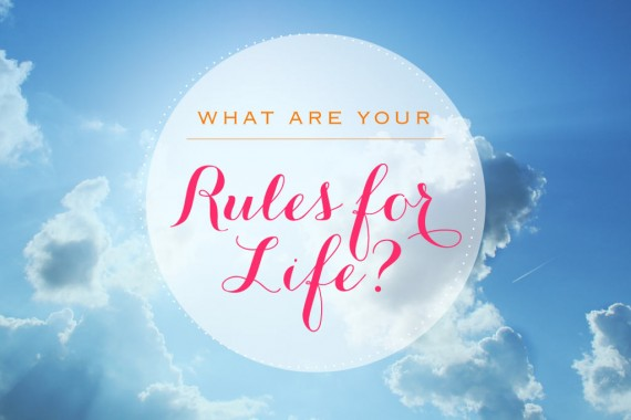 rules-for-life