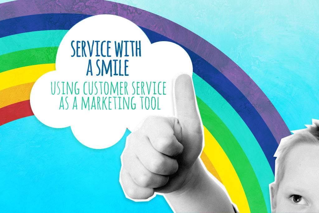 Service with a smile | training magazine