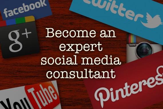 Become a social media consultant