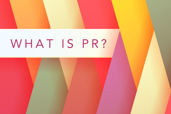 what-is-pr