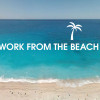 work-from-the-beach