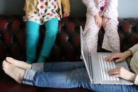 working-mum-kids