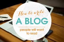 write-a-blog