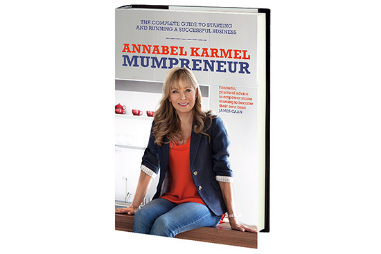 Annabel Karmel book cover 2