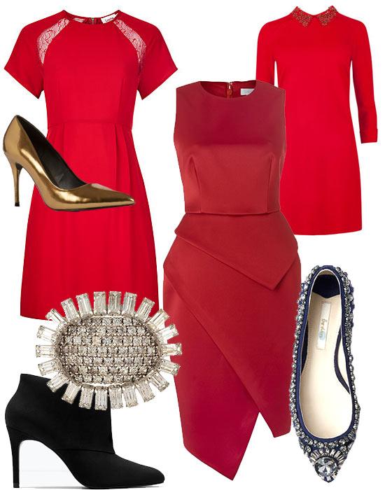 Christmas-pointsetta-red