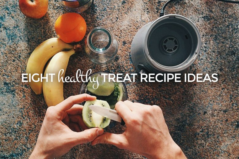 Eight Healthy Treat Recipe Ideas For Office Workers