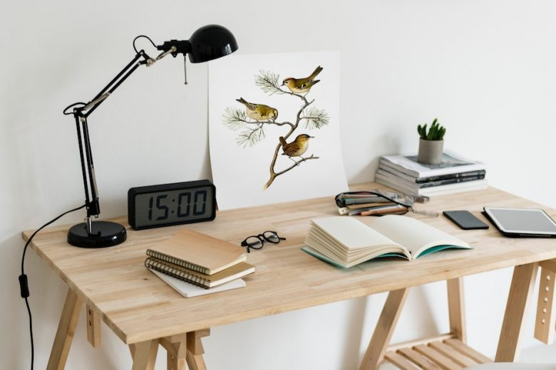 Five Tips To Create An Inspiring Home Office
