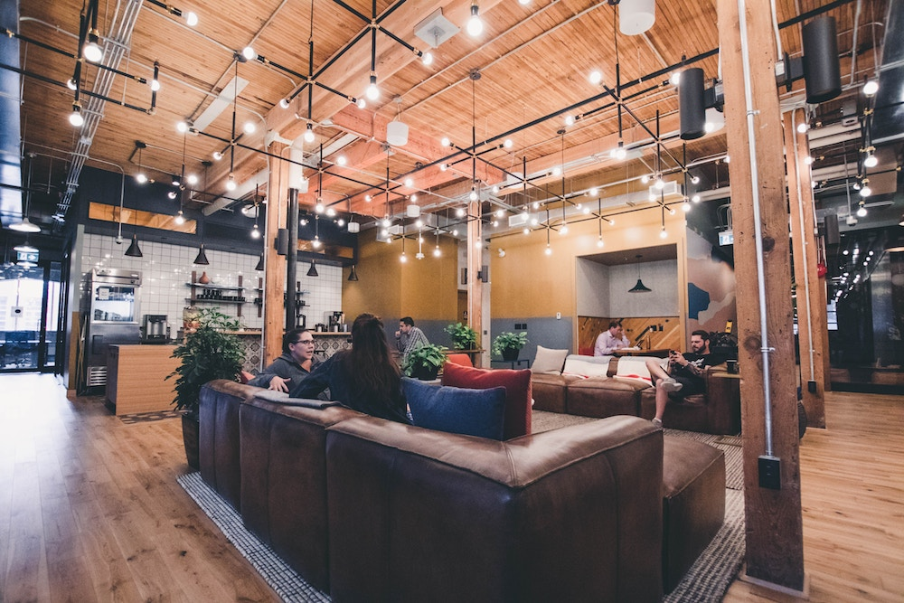 The five benefits of shared office space and coworking venues for SMEs |  Talented Ladies Club