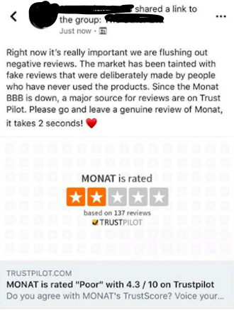How Much Money Can You Earn With Monat The New Mlm Coming To The Uk Talented Ladies Club
