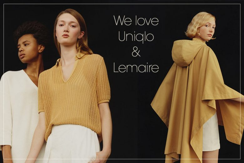 Image result for Uniqlo Now Have Another New Development Trust In Christophe Lemaire.