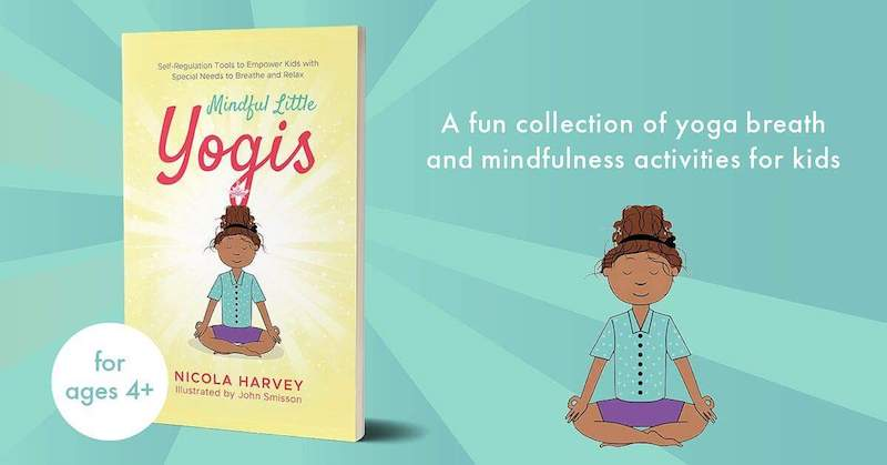 Interview with Nicola Harvey, author of Mindful Little Yogis