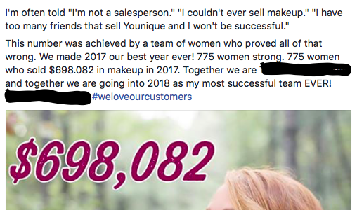 How Much Can You Earn With Mlm Younique